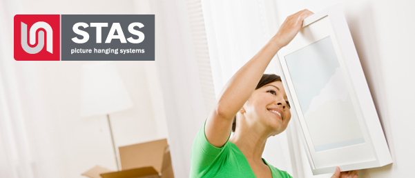 Stas picture hanging systems. Intelligent design for smart people
