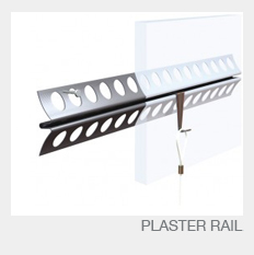 Plaster Rail Picture Hanging Systems